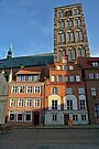 MVP94 Alter Markt Stralsund, Germany. by David A. L. Davies