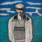 Patrick's portrait by karina73020