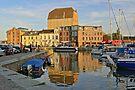 MVP97 Stralsund Harbour, Germany. by David A. L. Davies