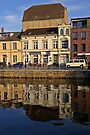 MVP98 Stralsund Harbour, Germany. by David A. L. Davies