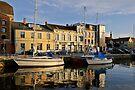 MVP100 Stralsund Harbour, Germany. by David A. L. Davies
