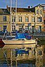 MVP101 Stralsund Harbour, Germany. by David A. L. Davies