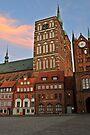 MVP95 Alter Markt Stralsund, Germany. by David A. L. Davies