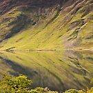 Reflections on Crummock Water by Jacqueline Wilkinson