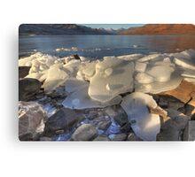 Arklet Ice (1) Canvas Print