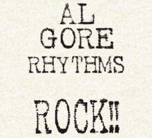 Al Gore Rhythms Rock! by stuwdamdorp