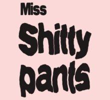 Miss Shitty Pants by stuwdamdorp