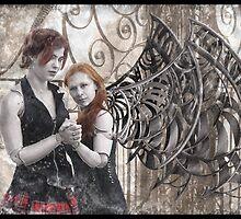 Gothic Photography Series 198 by Ian Sokoliwski