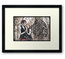 Gothic Photography Series 198 Framed Print