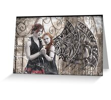 Gothic Photography Series 198 Greeting Card