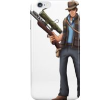 Team Fortress 2 Sniper  iPhone Case/Skin