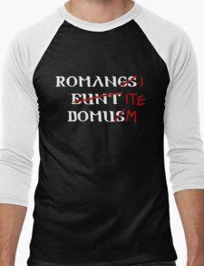 Romani Ite Domum Men's Baseball ¾ T-Shirt