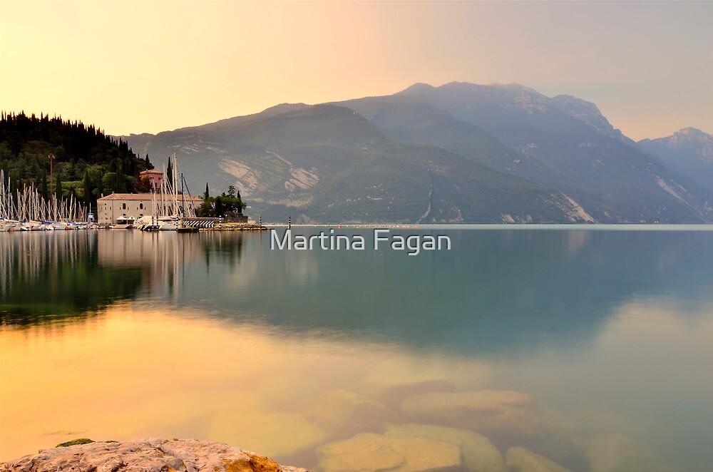 Un'altra mattina a Riva del Garda by Martina Fagan