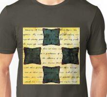 Parchment Geometrics Unisex T-Shirt