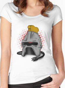 Frakken Toast! Women's Fitted Scoop T-Shirt