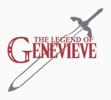 The Legend of Genevieve Kids Clothes