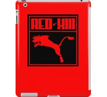 Red XIII Mash Up iPad Case/Skin