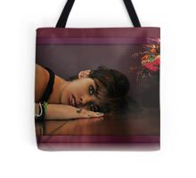 """ Danie , Breast Cancer Awareness "" Tote Bag"