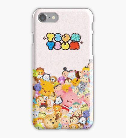 TsumTsum Bubbles! iPhone Case/Skin
