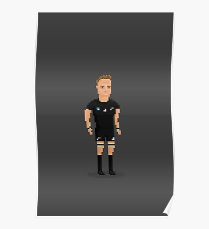 Richie All Black Poster