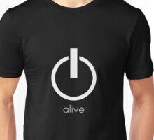 Powered on Shirt Unisex T-Shirt
