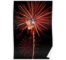 Awesome Fireworks Show! Poster