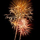 Fantastic Fireworks by Kenneth Keifer