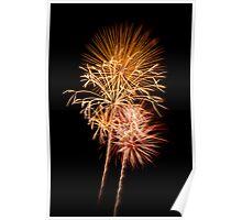 Fantastic Fireworks Poster