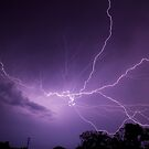 Fantastic Lightning Display by Kenneth Keifer