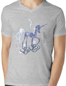 Luna: The Tale of the Moon Horse Mens V-Neck T-Shirt