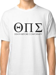 Theta Pi Sigma Classic T-Shirt