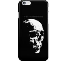 And There's Two White Horses Following Me iPhone Case/Skin