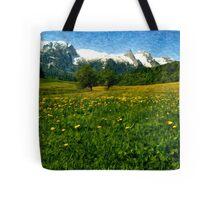 May in Austria Tote Bag