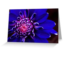 The touch of You Greeting Card