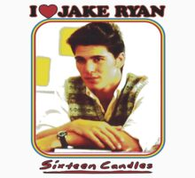 I Heart Jake Ryan  by BUB THE ZOMBIE