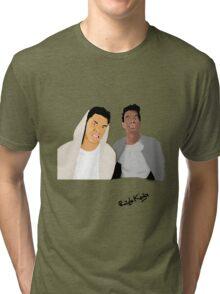 Rizzle Kicks Vector Tri-blend T-Shirt