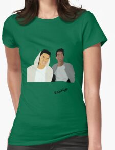 Rizzle Kicks Vector Womens Fitted T-Shirt