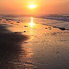 Seascape at Sunrise by JGetsinger