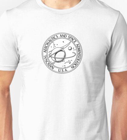 1950's NASA Logo Unisex T-Shirt