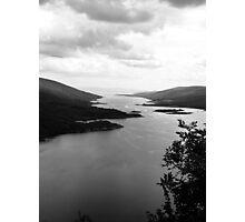 Tighnabruaich Viewpoint Photographic Print