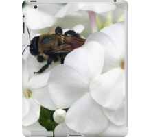 A Busy Visitor iPad Case/Skin