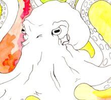 Octopus Sticker