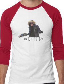 Chill Men's Baseball ¾ T-Shirt