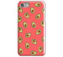Avocado Collage iPhone Case/Skin