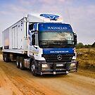 Heavy Goods in Transit by RatManDude