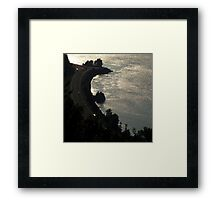 Bird's Eye View ~ Part Two Framed Print