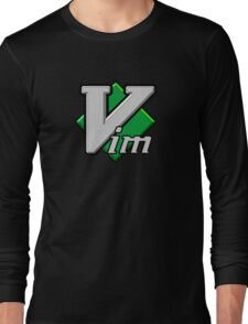 VIM Long Sleeve T-Shirt