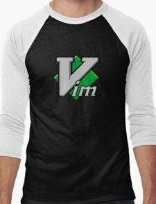 VIM Men's Baseball ¾ T-Shirt