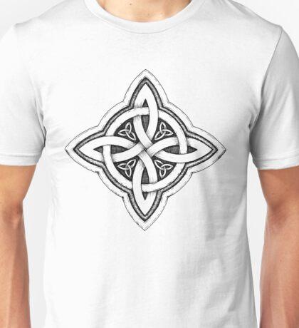 Celtic Luck Knot Unisex T-Shirt