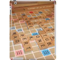 Fandango is a 172 Point Word iPad Case/Skin